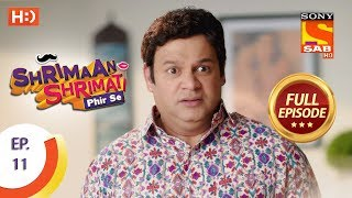Shrimaan Shrimati Phir Se - Ep 11 - Full Episode - 27th March, 2018