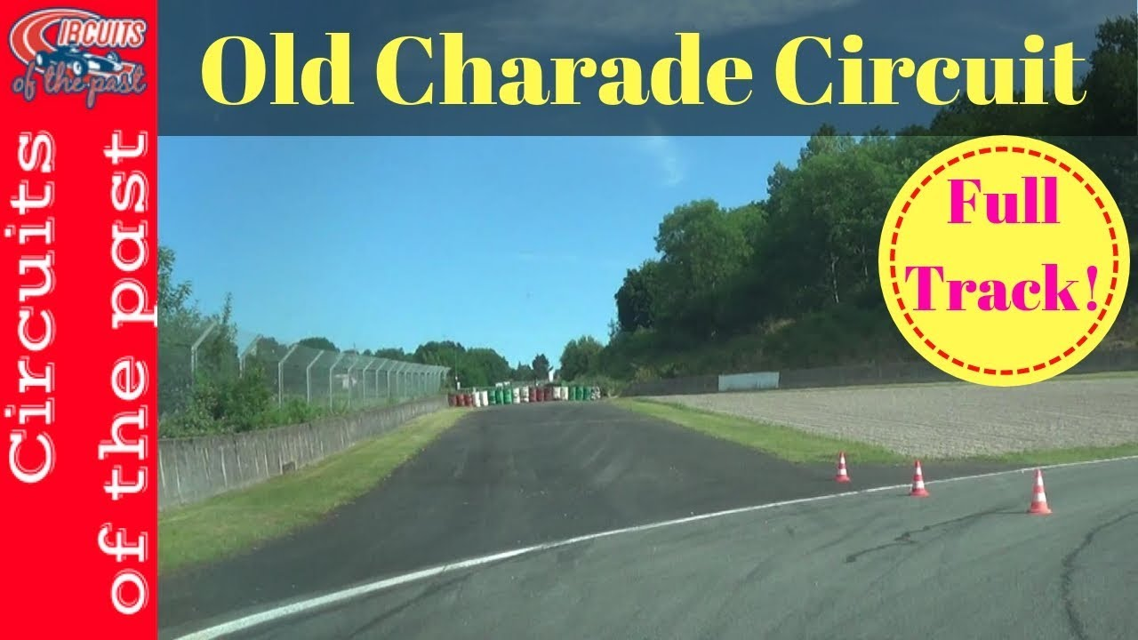 charade clermont ferrand old circuit 1958 1988 onboard track walk pov youtube. Black Bedroom Furniture Sets. Home Design Ideas
