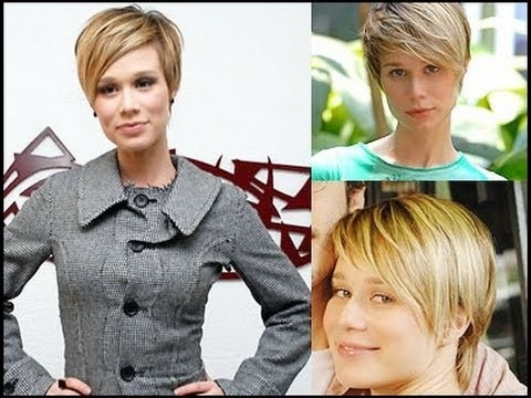 Top 20 Short Hairstyles For Oval Faces 2014 Popular Hairstyles