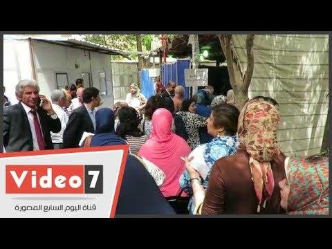 فتح باب التصويت بانتخابات التجديد النصفى لنقابة الأطباء البيطريين  - 13:22-2018 / 4 / 13