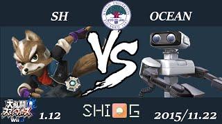京大祭スマブラ大会 Bracket3 SH vs OCEAN スマブラWiiU