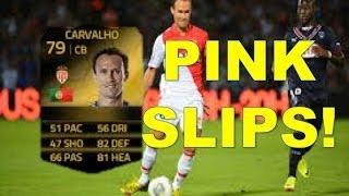 PINK SLIPS - IF CARVALHO - FIFA 14 ULTIMATE TEAM