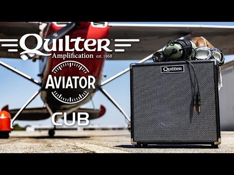 Quilter Aviator Cub