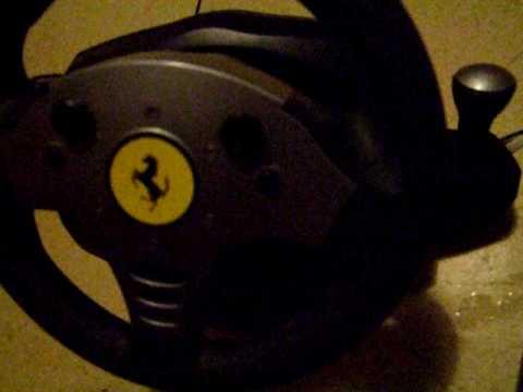 Thrustmaster Ferrari Force Feedback Racing Wheel Driver