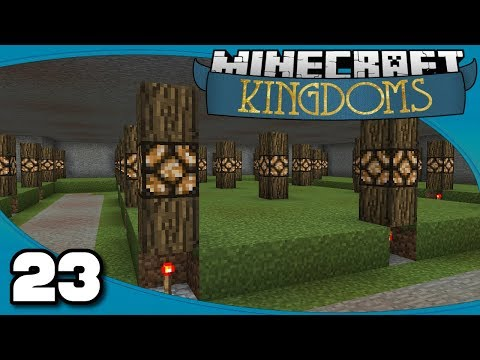 Kingdoms II - Ep. 23: Starting the Sheep Farm