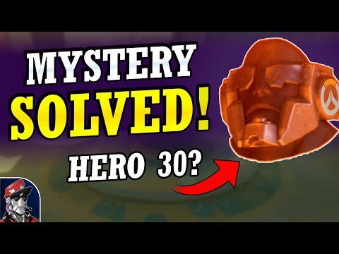 Overwatch - The TRUTH About the HERO 30 Clue on Anubis! thumbnail