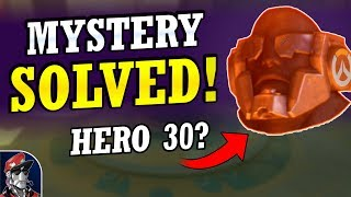 Overwatch - The TRUTH About the HERO 30 Clue on Anubis!