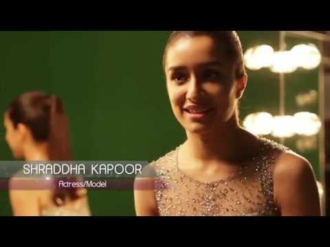 Shraddha Kapoor on Lakmé 9to5 Insta Light