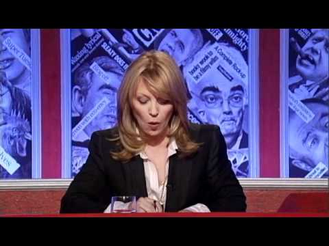 Short segmant from Have I Got News For You - with Kirsty Young