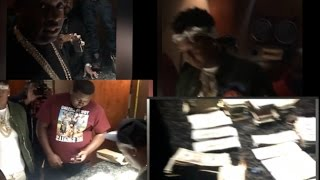 (WATCH) Yo Gotti Signs MoneyBagg Yo To CMG With 200 THOUSAND CASH EXCLUSIVE WITH MR.TALIAFERRO