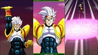 LR Super Baby 2 SUPER ATTACKS (18 & 12 Ki)   Dokkan Battle JP