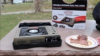 Gas One Portable stove - Best portable stove review