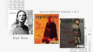 "Taylor Swift - ""Reputation"" - Ya disponible."