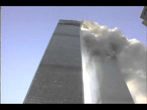 9/11: Explosion sound #1 collapse South Tower (WTC)