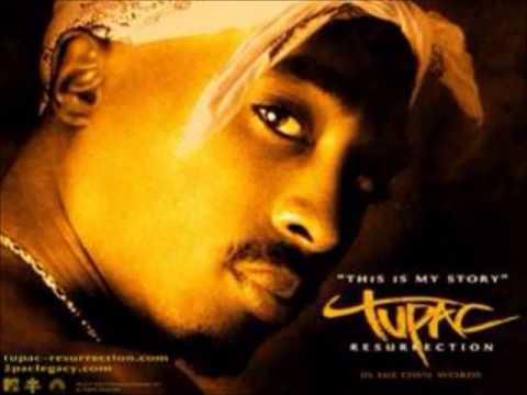 tupac resurrection album