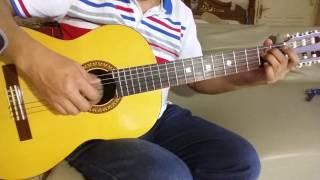 Lagu Cinta Untuk Mama - Kenny (Fingerstyle Cover & Tutorial Gitar)