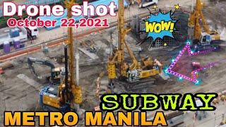 METRO MANILA SUBWAY | OCTOBER 22,2021