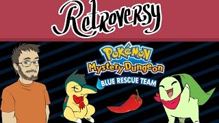 Blue Rescue Team: What makes Pokémon Mystery Dungeon Special? - Retroversy