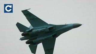Український військовий пілот підкорив британське небо