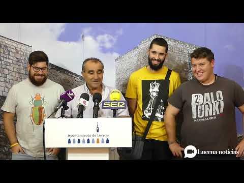 VÍDEO: Presentación del Río Genil Festival de Jauja