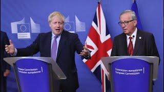 Neues Brexit-Abkommen: Juncker und Johnson bestätigen Deal
