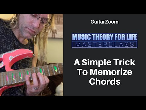 A Simple Trick To Memorize Chords | Music Theory Workshop – Part 7
