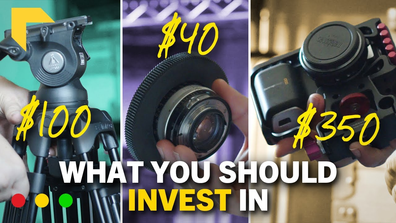 How to Start Investing in Film Equipment | 2020 Edition