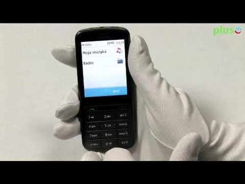 NOKIA C3-01 Touch and Type - test recenzja Nokii C3-01