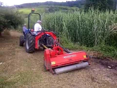 RoboGREEN - Fresa forestale - Forestry shredder - Energ