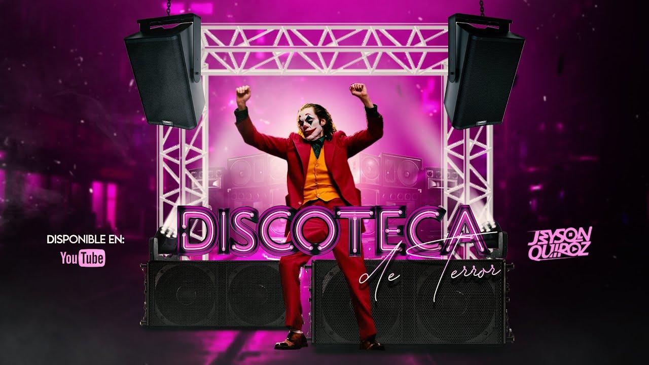 DISCOTECA DE TERROR👻(Bichota, Ay Dios Mio, Mi Niña, Comi Pescao, Se te Nota, Aleteo) Mix Hallowen 🎃