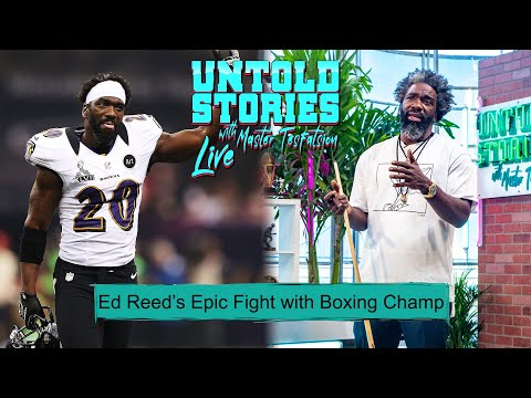 Ed Reed, Bryant McKinnie Brawled With Boxer At The U | Untold Stories