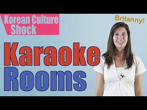 Culture Shock Korea: Karaoke Rooms