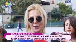 Murat'ın annesi olduğu iddia edilen Hale Soygazi ilk kez konuştu!