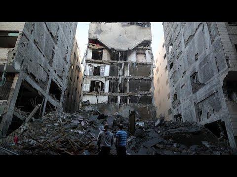 A crise humanitária na Faixa de Gaza