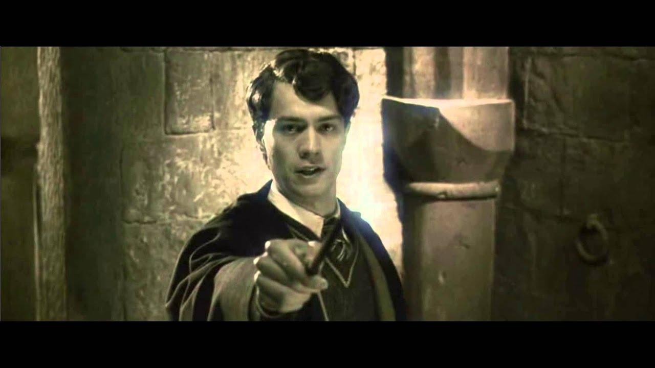 Все заклинания из Гарри Поттера