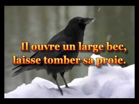 Audiolivre: Jean de La Fontaine : Le corbeau et le renard