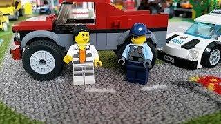 LEGO CITY - Prison Break - Crook Leon's Escape