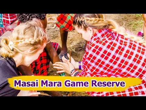 Masai Mara Game Reserve, Kenya travel guide