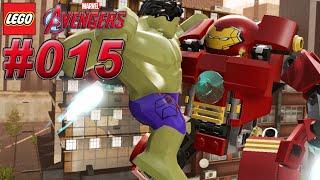 LEGO MARVELS AVENGERS #015 Hulk vs. Hulkbuster ★ Let's Play LEGO Marvels Avengers [Deutsch]