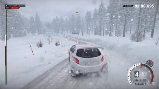 DiRT 4 - Snow Gameplay (PC HD) [1080p60FPS]