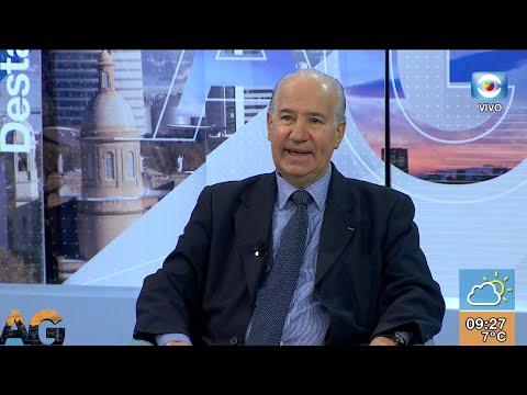 Ruperto Long: Asume nuevamente la presidencia del LATU