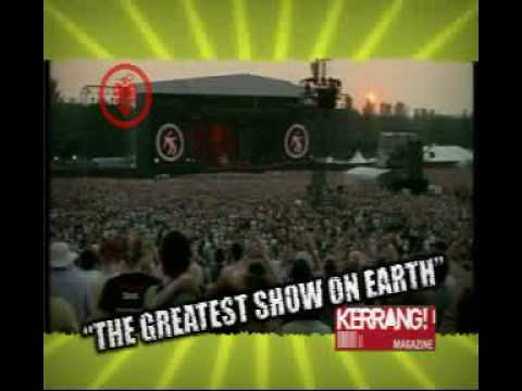Greenday  American Idiot Tour Ad