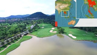 Top 10: Golf Courses in Thailand 🇹🇭