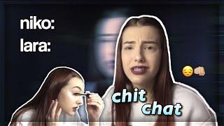 CHITCHAT SPREMITE SE SA MNOM 2