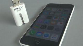 pny duo link la cl usb pour iphone et ipad
