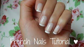 Die perfekten French Nails! - Auf 3 Wegen ♥