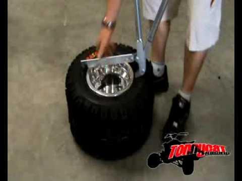 tonnycat racing la decolleuse pneu pour quad youtube. Black Bedroom Furniture Sets. Home Design Ideas