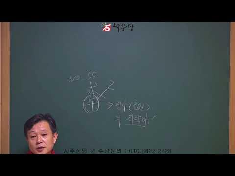 육십갑자 일주론 - 戊午일주1 광야(초원)의 지