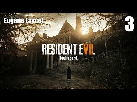 Прохождение Resident Evil 7: Biohazard - Часть 3