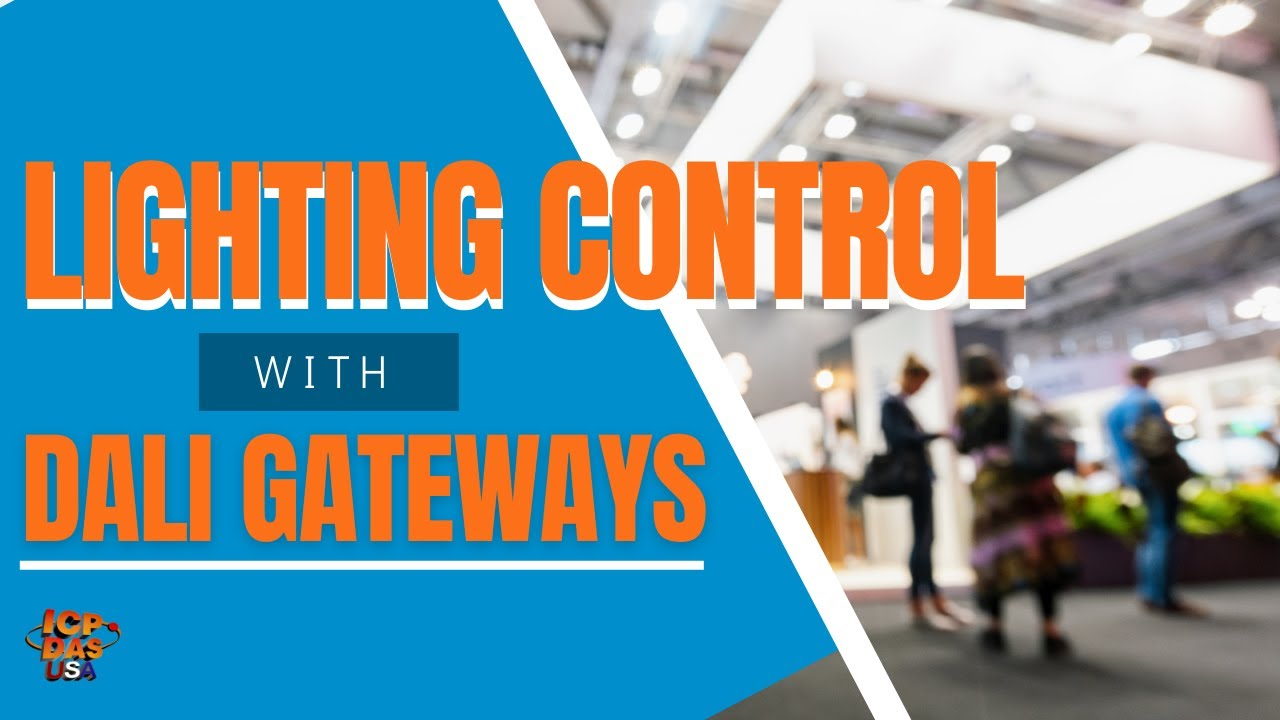 Lighting control with dali gateways youtube lighting control with dali gateways publicscrutiny Image collections